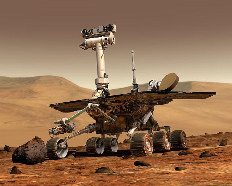 Opportunity Rover (MER-B)