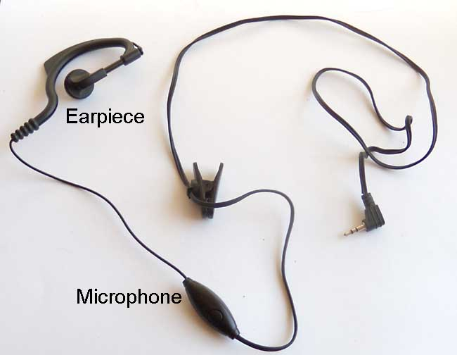 CellPhone-headset