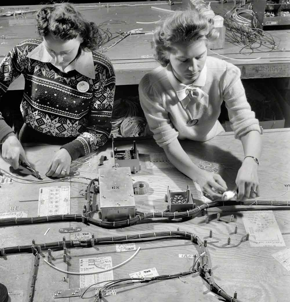 Blog Topics On Quality Regulatory Engineering Wiring Harness Construction Harnesses For The B 17 World War 2 Bomber Click Full