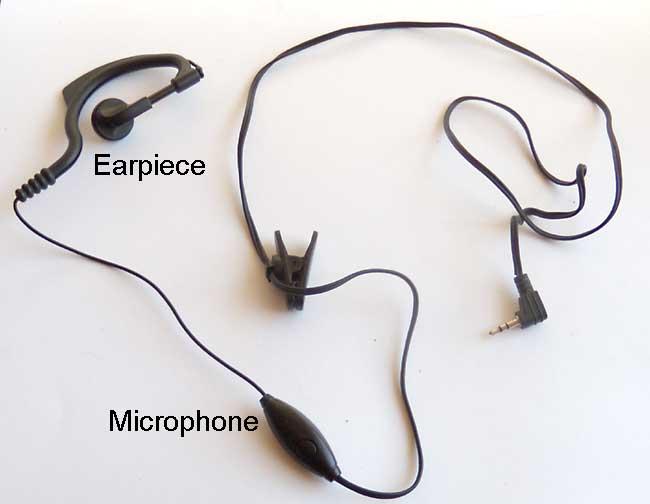 CellPhone-headset